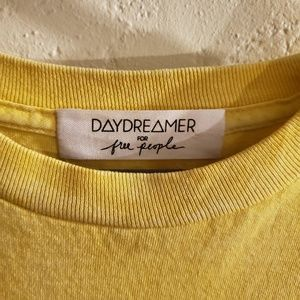 Daydreamer Tops - Free people Rolling Stones T